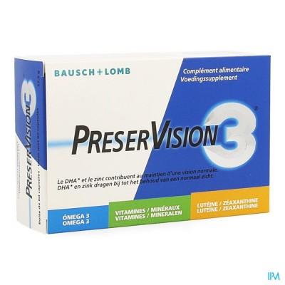 PRESERVISION 3       CAPS  60