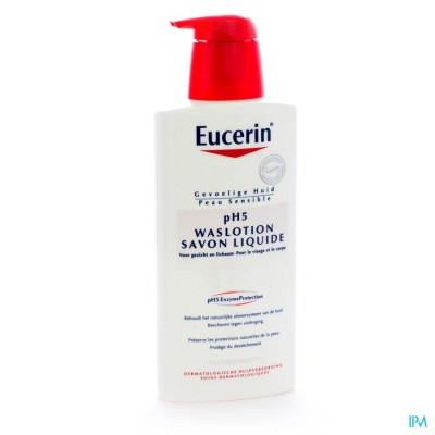 EUCERIN PH5 WASLOTION + POMP           400ML