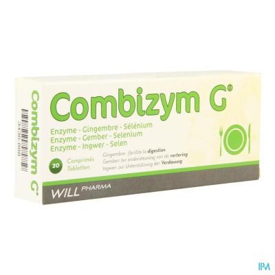 COMBIZYM G                 COMP  20