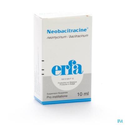 NEOBACITRACINE PRO INSTIL 1 X 10 ML