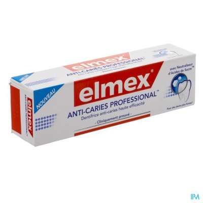 ELMEX ANTI CARIES PROFESSIONAL TANDP 75ML