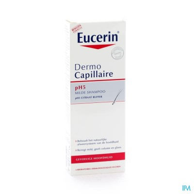 EUCERIN DERMOCAPIL.SH PH5 MILD        250ML