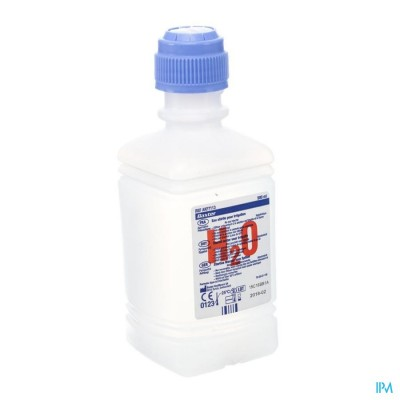 BX VIAPACK WATER VR IRRIG.  500ML