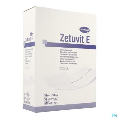 ZETUVIT E HARTM STER            10X10CM 10 4137843