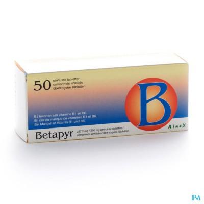 BETAPYR DRAG 50