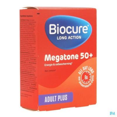 BIOCURE  MEGATONE 50+ LA   COMP  30