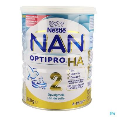 NAN OPTIPRO HA2 MELKPDR        800G