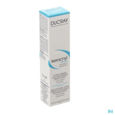 DUCRAY KERACNYL REPAIR LIPBALSEM 15ML
