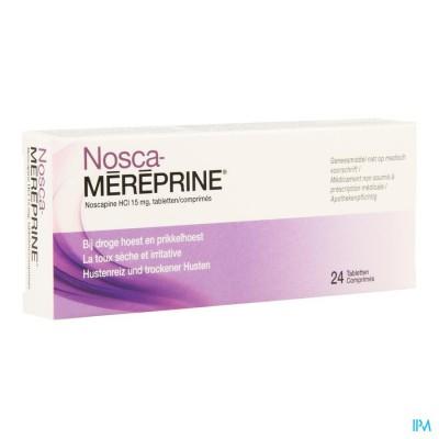 NOSCA MEREPRINE TABL 24