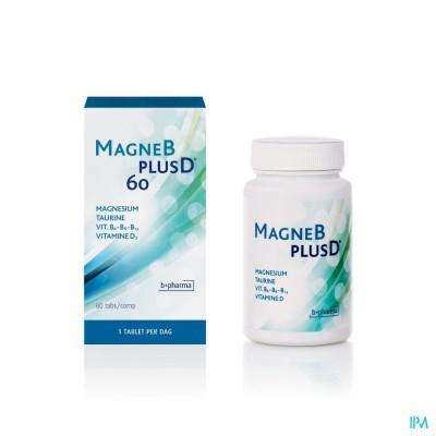 MAGNE B PLUS D              TABL 60