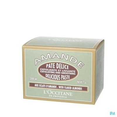 L'OCCITANE ALMOND DELICIOUS PASTE            200ML