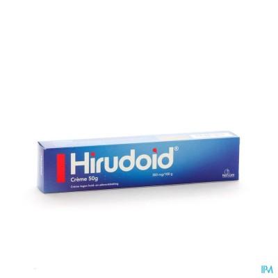 HIRUDOID 300 MG/100 G CREME  50 G