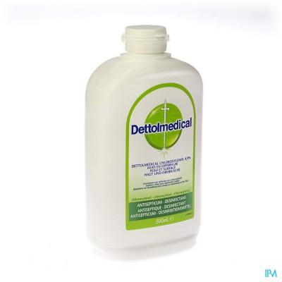 DETTOLMEDICAL CHLOROXYLENOL 4,9% 500ML