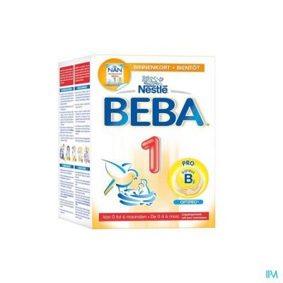 BEBA 1 PDR 800G NF