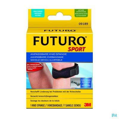 47550dab Futuro Sport Aanpasbaar Knie Bandage Zwart (33 > 45,7 Cm)