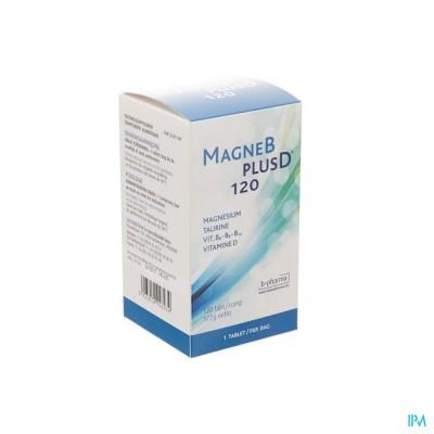 MAGNE B PLUS D             TABL 120