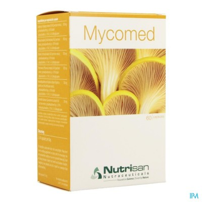 MYCOMED                   V-CAPS  60      NUTRISAN