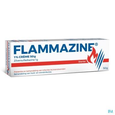 FLAMMAZINE 1% CREME 1 X  50G