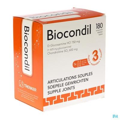 BIOCONDIL 6/7,5 180 TABL NM