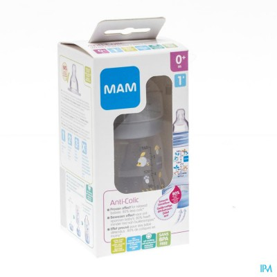ZUIGFL MAM PL SIL ANTI-COLIC OPENING 1 1
