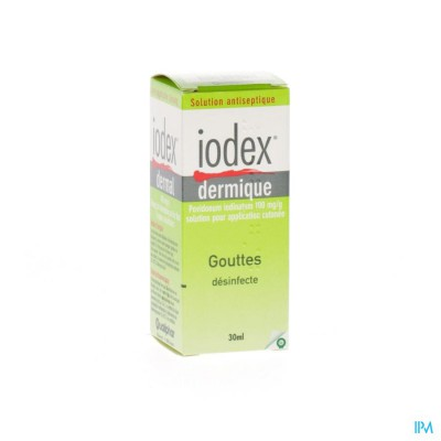 IODEX SOL DERM 30 ML