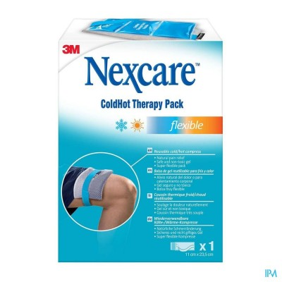 15710dab Nexcare™ Coldhot Therapy Pack Pack Flexible Thinsulate, 235 Mm X 110 Mm