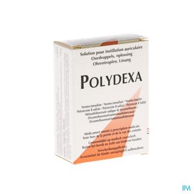 POLYDEXA GUTT AURICUL  1 X 10 ML