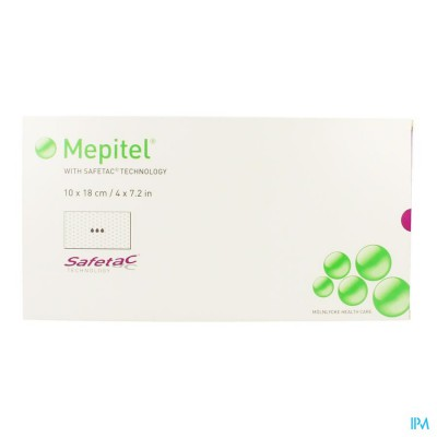 Mepitel Ster 10,0cmx18,0cm 10 291010
