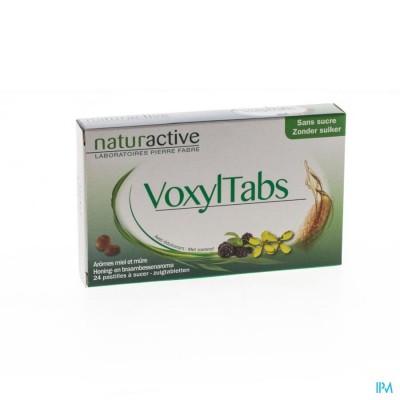 VOXYLTABS ZUIGTABLETTEN 24 VERV.2663490