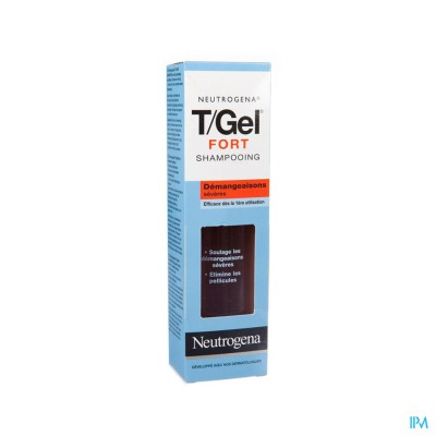 NEUTROGENA T GEL STERKE SH                   125ML