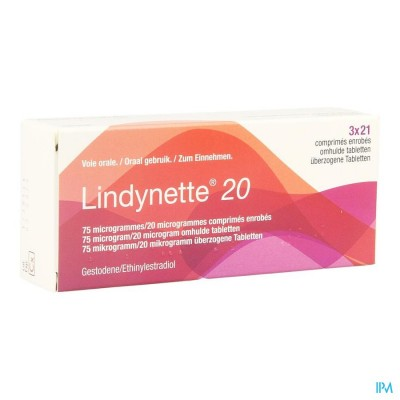 LINDYNETTE 20 COMP  3 X 21