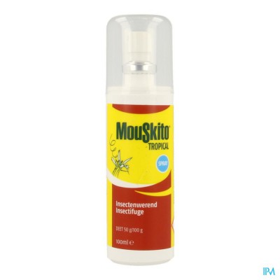 MOUSKITO TROPICAL SPRAY 100ML