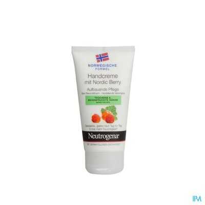 NEUTROGENA NORDIC BERRY HANDCREME             75ML
