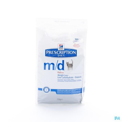 HILLS PRESCRIP.DIET FELINE MD          1,5KG 8685U