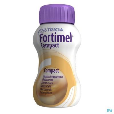 FORTIMEL COMPACT MOKKA      4X125ML