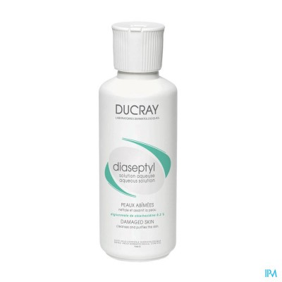 DUCRAY DIASEPTYL SOLUTION     125ML