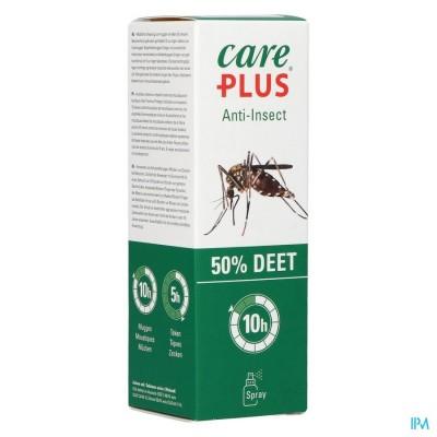CARE PLUS DEET SPRAY 50%       60ML