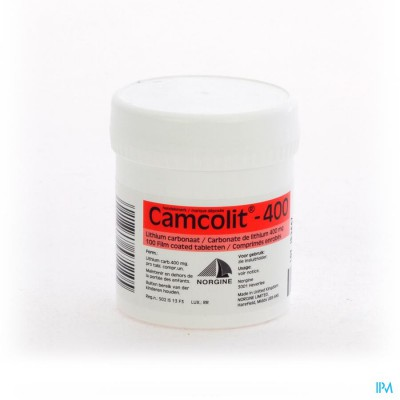 CAMCOLIT COMP  100 X 400 MG