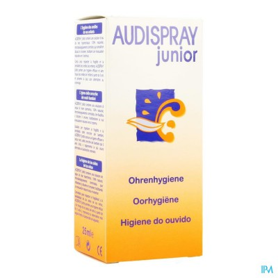 AUDISPRAY JUNIOR SPRAY 25ML CFR 3582962