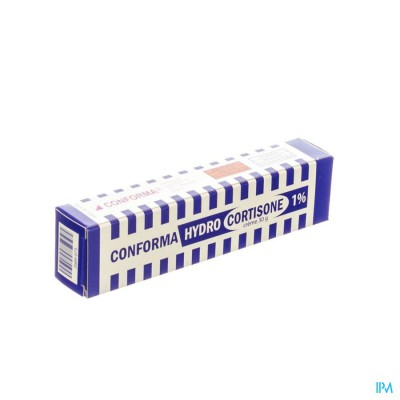 CONFORMA HYDROCORTISONE CREME 1% 30G