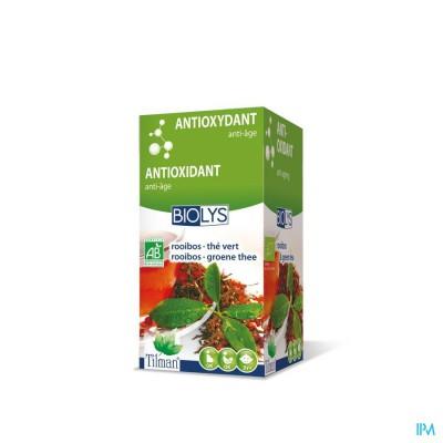 BIOLYS ROOIBOS-GROENE THEE         TEA-BAGS 20