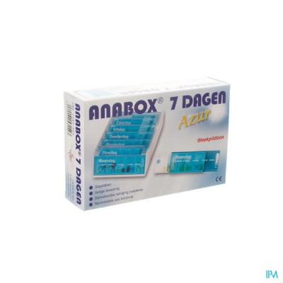 ANABOX 7 DAYS IN ONE - NL/FR