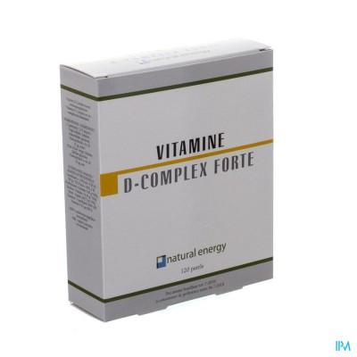 VITAMINE D COMPLEX FORTE NATURAL ENERGY  PAREL 120