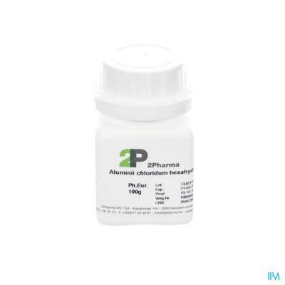 Aluminiumchloride 6h2o 100g 2pharma