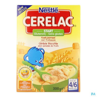 CERELAC START ZUIGELING-BB  4M 300G
