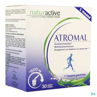 ATROMAL                PDR STICK 30