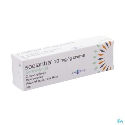 SOOLANTRA 10MG/G CREME 60G