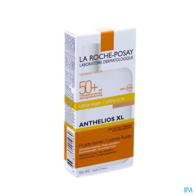 LRP ANTHELIOS FL EXTREME GETINT IP50+ AP     50ML