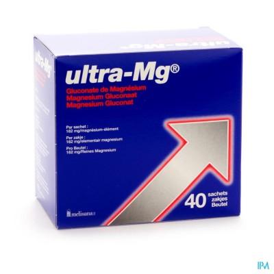 ULTRA MG SACH. 40 X 3 G