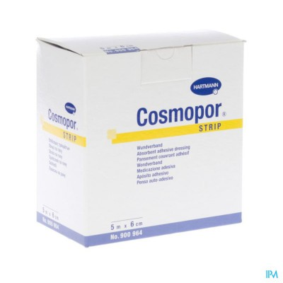 COSMOPOR STRIP PFLASTER          6CMX5M  1 9009642